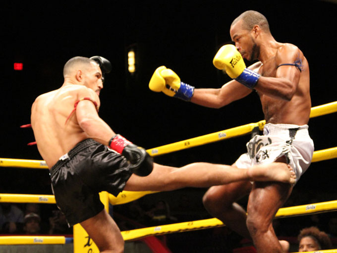 Chip Moraza-Pollard versus Remy Vectol at Lion Fight 47 on October 6 at Foxwoods.